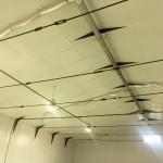 Воздушное отопление склада 800 кв.м.